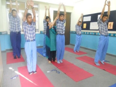 Extra curricular activities on MBCN - Physical exercise
