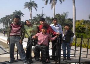 Exposure Trip  Chandigarh
