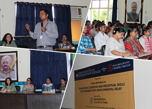MBCN Holds Teacher Training Workshop with Amity University