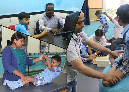 Fulfil Special Needs with Rehabilitation Therapies