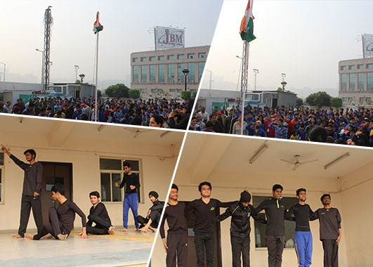 A Celebration of Patriotic Zeal