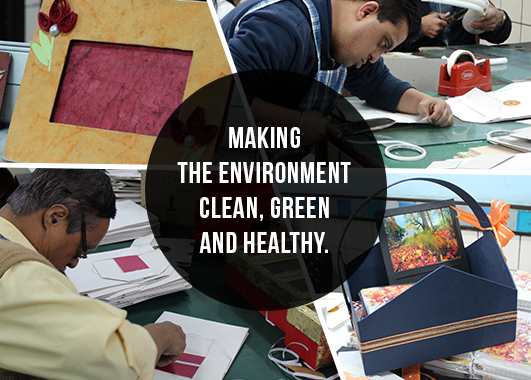 MBCN's contribution to making an Eco-friendly Environment