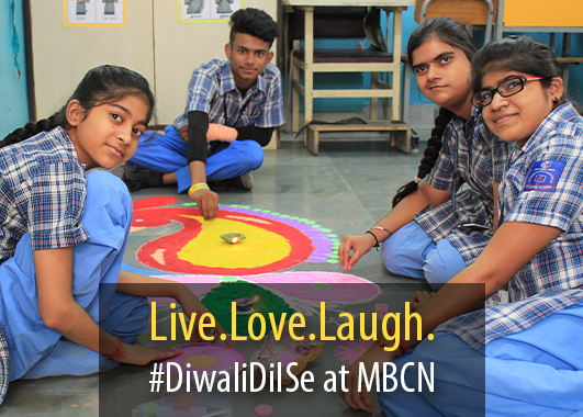 MBCN spreads sparkles of love, hope & joy this Diwali