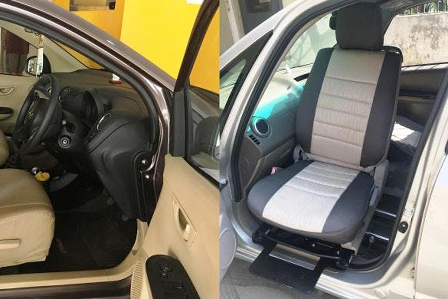 assistive car