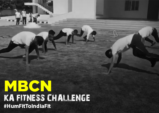 MBCN ka Fitness Challenge – Hum Fit Toh India Fit