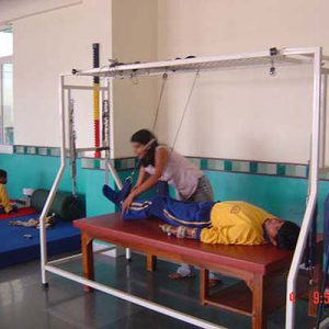 Physiotherapy Program of MBCN for disabled childs