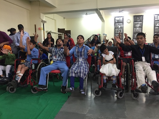 Cerebral Palsy Day observation by MBCN