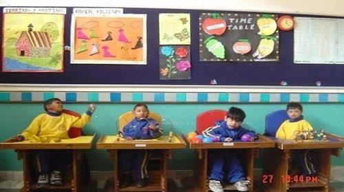 Special Education Program 3 - MBCN