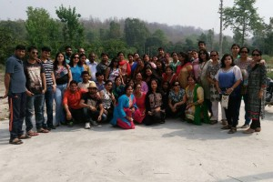 Annual outing at Jim Corbett