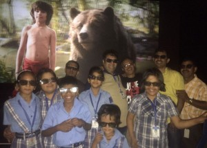 Movie Day Outing- Jungle Book