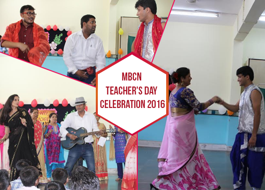 #ThankYouTeachers: Say MBCN Students