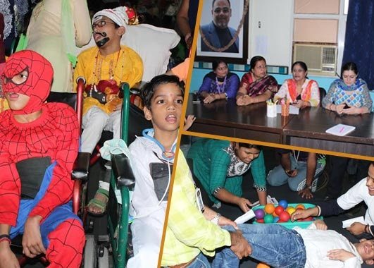 World Cerebral Palsy Day Celebrations at MBCN