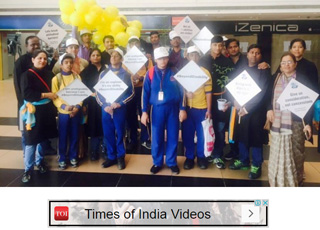 The Ponty Chadha Foundation organizes awareness drive