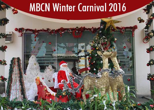 Christmas Celebration at MBCN School