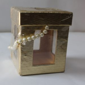 4-Window Beads Chocolate Box- Set Of 3