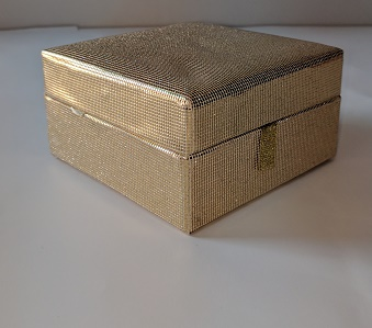 Golden Ginni Box- Set Of 5