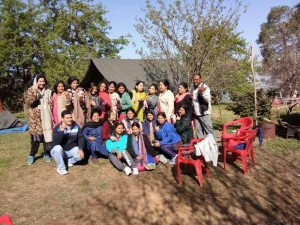 Teachers & Staffs Tour - Camp Hammock Tehri