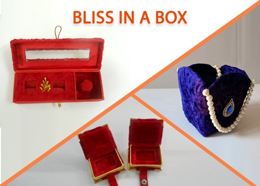 Gift Your Sibling A Bliss In A Box This Rakhi