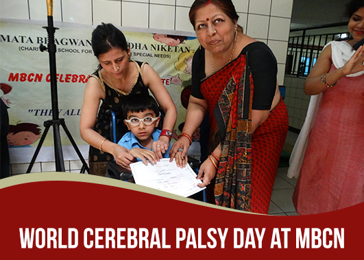 World Cerebral Palsy Day –  One Step At A Time In The Right Direction