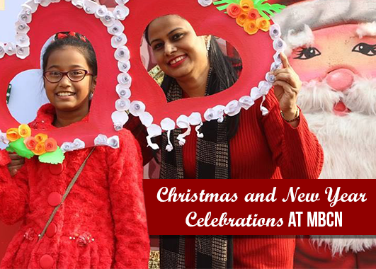 Christmas and New Year Celebrations at MBCN