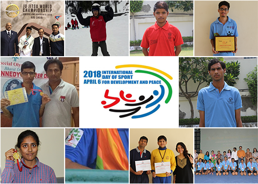International Day of Sport for Development and Peace – Celebrating the Contribution of Sports to Our Lives