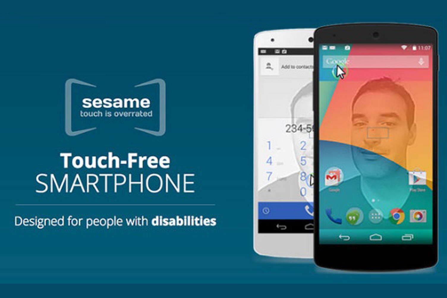 sesame smartphone
