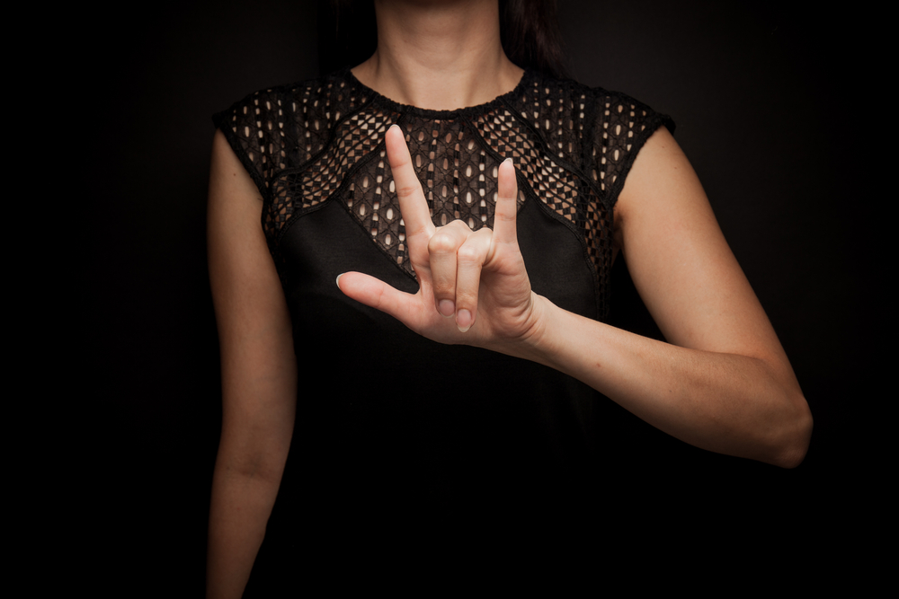 Why is it important to create an inclusive society with Sign Language?