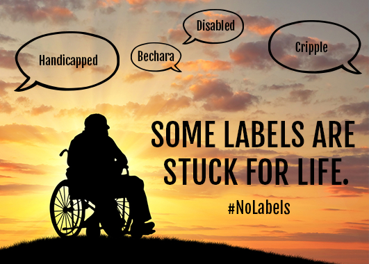 No Labels – Moving Towards an Inclusive Society