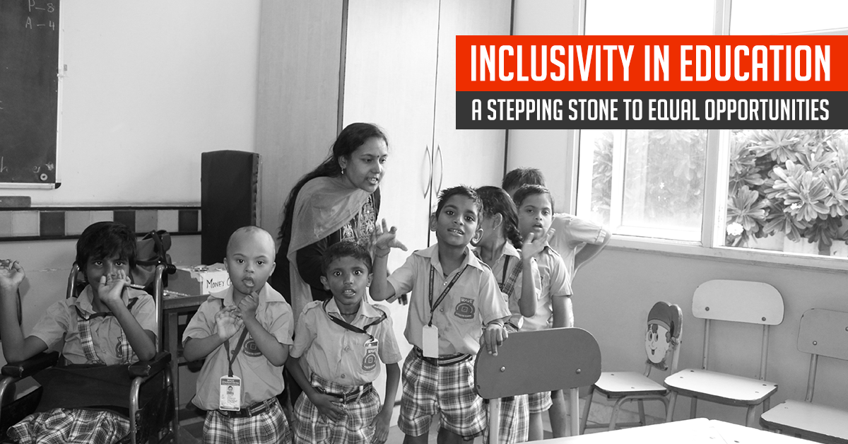 Education for All: Inclusive Education for Children with Special Needs
