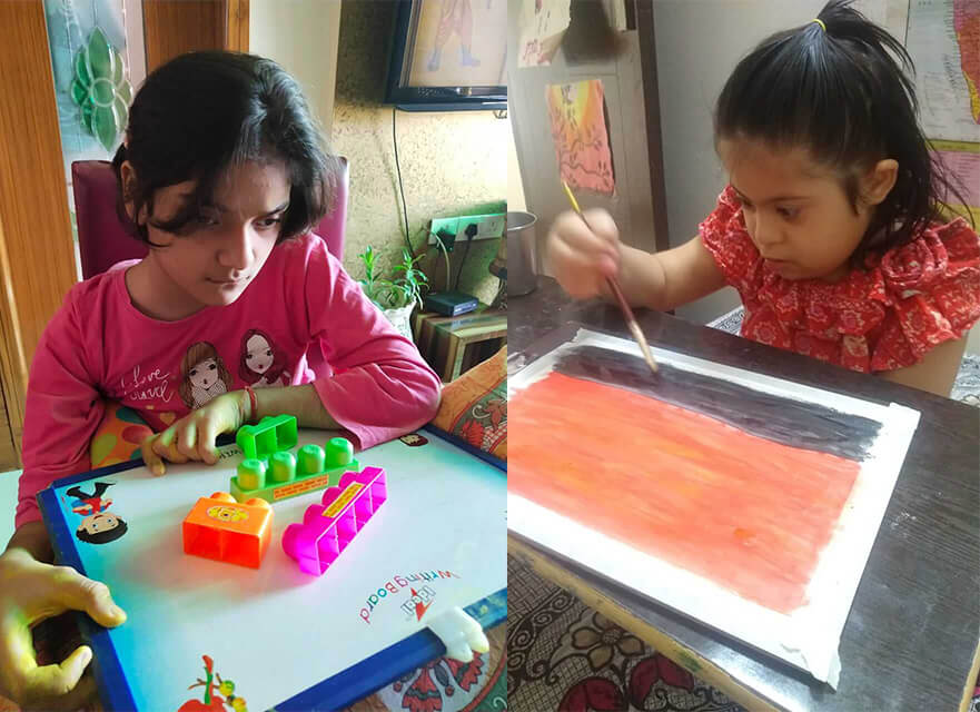 Recreational Activities for Special Kids during lockdown at home